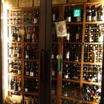 ル・プティ・ブドン - ワインセラー
