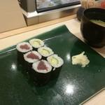 小かん鮨 - 細巻き&お椀