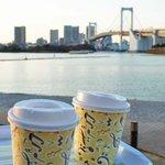 エフカイビーチ - コーヒー 250円