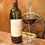 オステリア ブッコ - ワイン