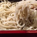 64283509 - 白く端正な蕎麦
