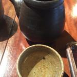 草庵 - 菊姫 鶴の里