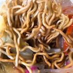 Shouwashokudou - 麺アップ
