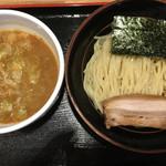 麺屋 睡蓮 - 味玉つけ麺中盛