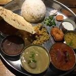 南インド料理 葉菜 - スペシャルミールス