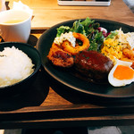 5FIVE CAFE&DINER - 5 FIVE ランチ(ドリンク付き ¥1200)