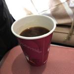 ブルースカイ 福岡空港 9番ゲートショップ - ホットコーヒー