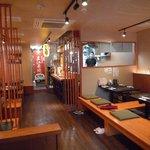 三野郷 - 店内雰囲気