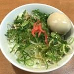 二十六代目 哲麺 - まかない丼