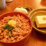 蕎麦 たじま - 「お昼の献立」1000円