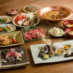 東京肉割烹 西麻布 すどう - しゃぶすきコース