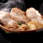 麺場 田所商店 - 料理写真:田所名物★炙りチャーシューののった味噌らーめん