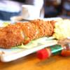 キッチン欧味 - 料理写真:メガジャンボエビフライ