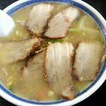 来々軒 - 料理写真:味噌チャーシュー950円