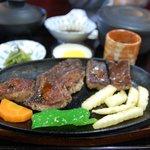 6430321 - ステーキ定食