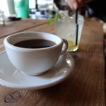 CLAMP COFFEE SARASA - コーヒー