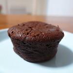 いわきチョコレート - 料理写真:塩チョコキュイ