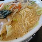 東京発祥豚骨ラーメン 哲麺縁 -