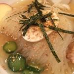 牛魔王 - 冷麺アップ!