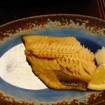 鯛家 - ホッケ塩焼き