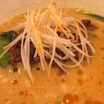 京華小吃 - 担々麺アップ