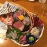 いろり - 鮮魚大漁盛