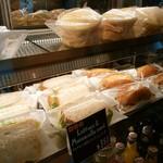 ジージーコー - サンドイッチいっぱい