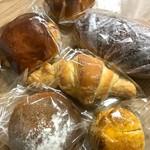 マルコーブ - 買ったパン達