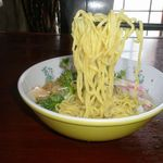 中華の宝華 - 麺