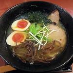 あびんこ亭 - 【煮玉子塩らあめん】¥780