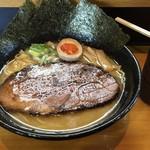 らーめん 極壱 - 料理写真:濃厚豚骨醤油ラーメン