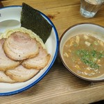麺や天四郎 - チャーシューつけ麺 980円