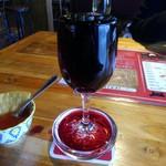 大衆ビストロ 2918 - こぼしワイン・赤