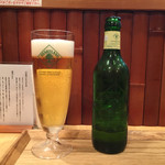 Japanese Soba Noodles 蔦 - 「ハートランドビール」600円