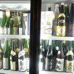 申子 - 日本酒用 冷蔵庫