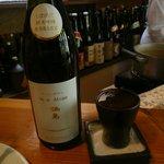 申子 - 鍋島 しぼりたて 純米吟醸 無濾過生原酒