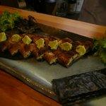 申子 - 鰻の塩焼き