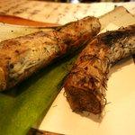 申子 - 自然薯 焼き