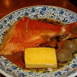 6431563 - 目鯛の煮付け