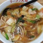 ラーメン大将 - 広東麺 650円