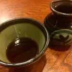 きむら - 追加の もり汁