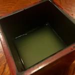 きむら - 蕎麦湯