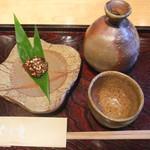 むら玄 - 2015/3/4 「福源」と特製蕎麦味噌