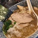 煮干し中華そば 麺屋 新星 -
