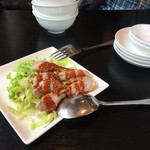 中華料理 上海餃子房 - 料理写真:本日のサラダ