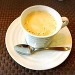 クランチ - コーヒー