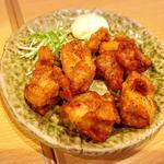 濃厚鶏ソバ 麺 ザ クロ - から揚げ美味しい!