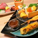 串勝 六角屋 - 料理写真:お料理メニュー
