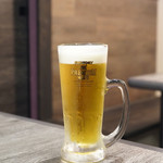鳥取和牛 因幡の国守 - ・生ビール 500円