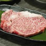 鳥取和牛 因幡の国守 - ・特上リブロース 1500円